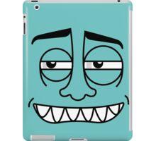 Colorface #10 iPad Case/Skin