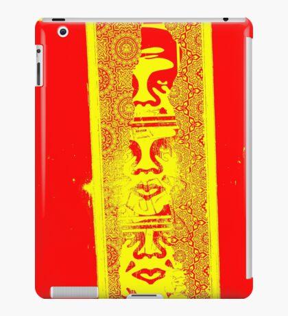 Unique Urban Design iPad Case/Skin
