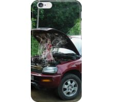 """""""DID U EVER HAVE ONE OF THOSE DAYS?""""..""""STRANDED"""" - """"LET ME GUESS?? YOUR WISH IS A NEW ENGINE""""-LOL iPhone Case/Skin"""