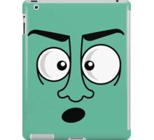 Colorface #13 iPad Case/Skin