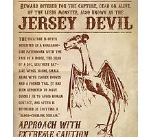 Jersey Devil by halo13del