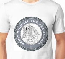 ST MICHAEL MEDALLION Unisex T-Shirt