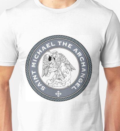 ST MICHAEL MEDALLION Unisex T-Shirt