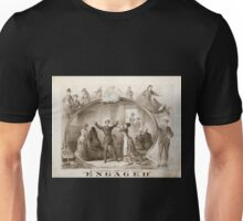 Performing Arts Posters WS Gilberts burlesque comedy Engaged 0621 Unisex T-Shirt