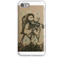 The Musician iPhone Case/Skin