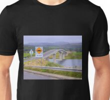 Harry Blaney Bridge...................................Ireland Unisex T-Shirt