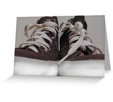 Rad Shoes Greeting Card