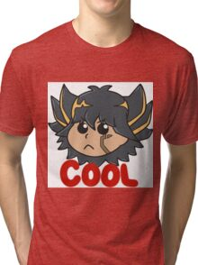 Yusei Fudo is Cool Tri-blend T-Shirt