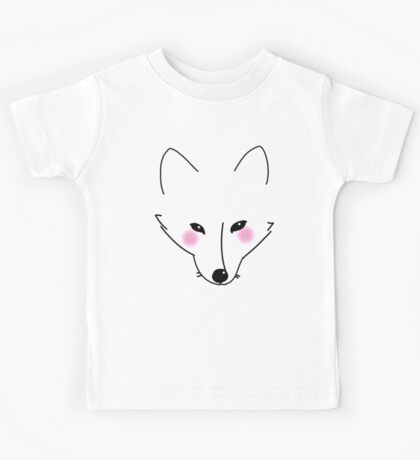 Fabulous Fox Kids Tee