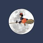 Kiki's Delivery Service (1989) by Lisa Briggs