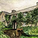 Hilltop, Beatrix Potter's Farmhouse by AngieDavies