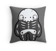 Creepies - Skelly Throw Pillow