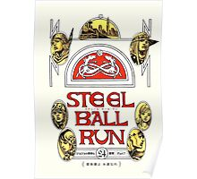 Steel Ball Run Poster