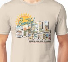 Beautiful Shell Beach Unisex T-Shirt