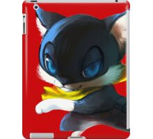 Feline heart thief  iPad Case/Skin