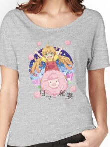 Tsumugi - Sweetness and Lightning  Women's Relaxed Fit T-Shirt