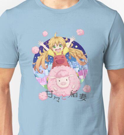 Tsumugi - Sweetness and Lightning  Unisex T-Shirt