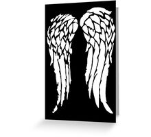 The Archer's Wings Greeting Card