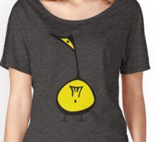Gans in Gelb Women's Relaxed Fit T-Shirt