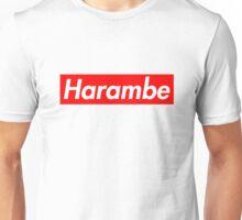 Harambe - Supreme Logo Unisex T-Shirt