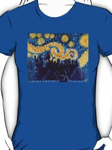 Hogwarts Starry Night T-Shirt