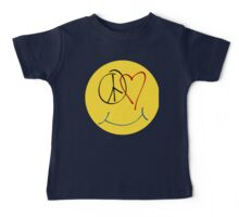 Smiley Face 2.0 Baby Tee