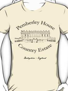 Pemberley House Country Estate T-Shirt