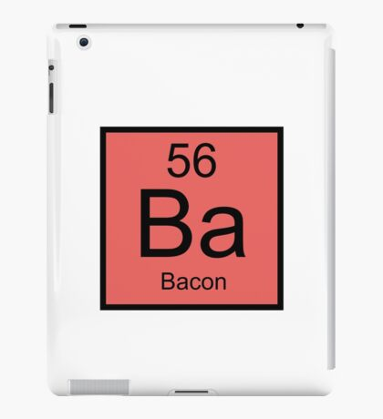 Bacon iPad Case/Skin