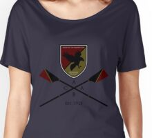 Aglionby Academy Boat Club, Full Color Women's Relaxed Fit T-Shirt