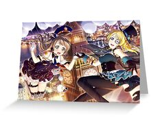 Love Live! School Idol Project - Can't Catch Me~ Greeting Card