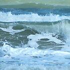 Sudden Surge, Melbourne Beach, Florida by L Lee McIntyre