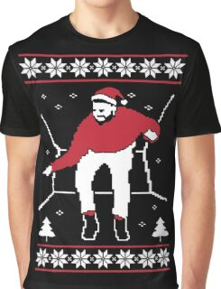 Hotline bling Ugly Christmas Sweaters Graphic T-Shirt