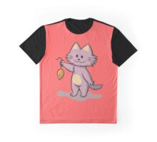 A game of Cat and Mouse Graphic T-Shirt