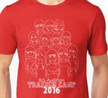 BiS Training Camp 2016 Unisex T-Shirt