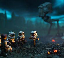Storm Trooper R.I.P by Shobrick