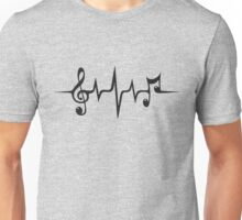 Music Pulse Unisex T-Shirt