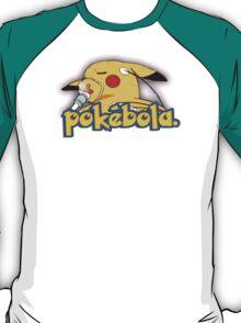 Pokebola - sick dying Pikachu ebola T-Shirt