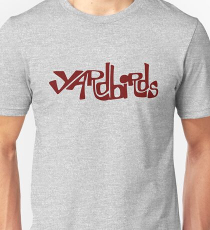 yardbirds Unisex T-Shirt