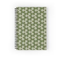 Tree Trinity Spiral Notebook