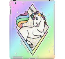 Pastel Unicorn iPad Case/Skin