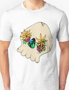 Skull Garden: Skull Garden Unisex T-Shirt