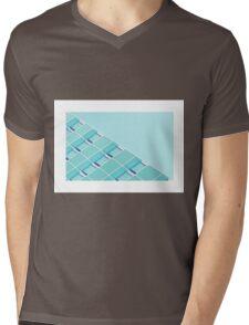 Minimalist Facade - S03 Mens V-Neck T-Shirt
