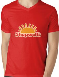 Enjoy a Sausage Party at Shopwell's Mens V-Neck T-Shirt