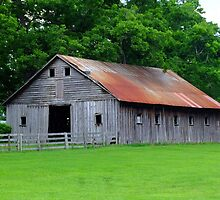 The Old Country Barn by RickDavis