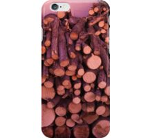 Pink Stix iPhone Case/Skin