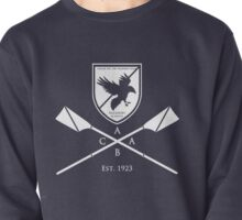 Aglionby Academy Boat Club, White Pullover