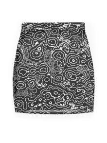 Mortal Coil Mini Skirt
