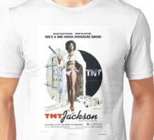 TNT Jackson (Brown) Unisex T-Shirt