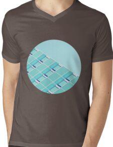 Minimalist Facade - S04 Mens V-Neck T-Shirt