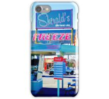 Sherald's Frosty Freeze iPhone Case/Skin